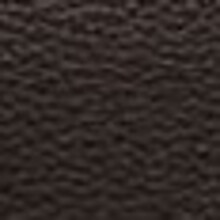 Chocolate Cross Grain Leather